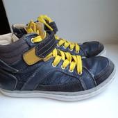 Высокие кроссовки GEOX 19,5 см Распродажа