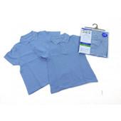 Голубые футболки-поло от Тм  Nutmeg из Англии