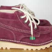 фирменные ботинки 20 см