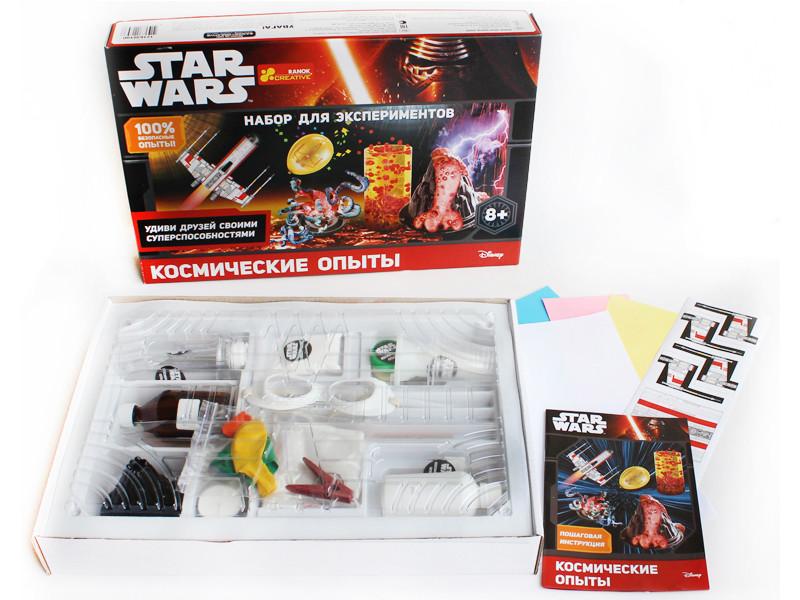 Космические опыты star wars ranok creative фото №4