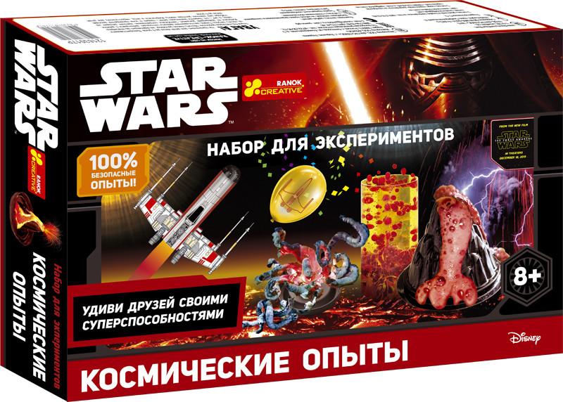 Космические опыты star wars ranok creative фото №1