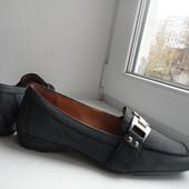 раз.38-38,5 UK5,5 Очень удобные мокасины туфли Gabor easy walking
