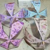 Зонт зонтик детский прозрачный купольный Париж для девочки 4 8 лет