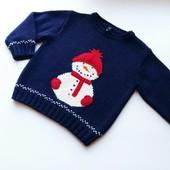 теплый нарядный новогодний свитер реглан кофта свитшот