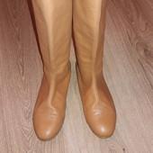 Сапоги Zara р.37 стелька 23,3 см.
