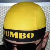 Спортивная фирменная велосипедная шапочка Jumbo.м-л-хл
