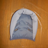 подушка вкладыш вкладка анатомическая в коляску или автокресло