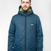 Куртка зимняя мужская А4 NVY