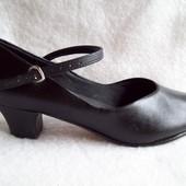 Туфли танцевальные Sо dancа, стелька 22,5 см.