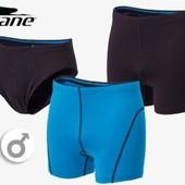 Шорты белье для велоспорта Crane! размер 42 Голубые