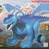 Дракон, динозавр, р/у, свет, звук, аккум.