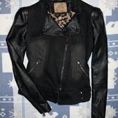 косуха. кожанная куртка