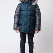 Куртка зимняя для мальчика ZKM 1