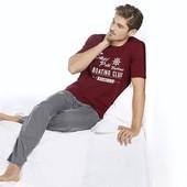 Мягкая мужская футболка для сна и отдыха