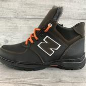 Ботинки Сапоги Зимние Мужские New Balance 40-45 р