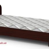 Недорогая кровать односпальная 90х200