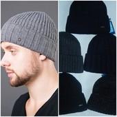Gunner зимние мужские шапки на флисе,р-р универсальный,отличное качество