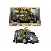 """Интерактивный военный автомобиль """"Бронированная грузовик """" со световыми и водными эффектами 3308364"""