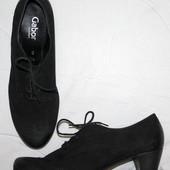 туфли кожаные фирменные Gabor Австрия р.41