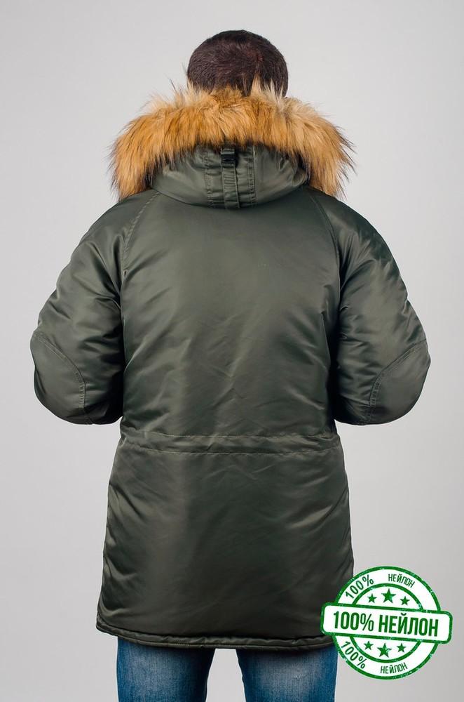 Парка, куртка olymp alyaska для патріотів, р. s-7хл, нейлон, -30c, код cve-0008 фото №5