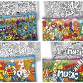 Набор для творчества My Color Clutch - пенал-разукрашка