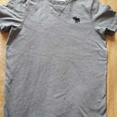 Фирменная футболка Abercrombie&Fitch р.46М