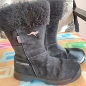 Теплі зимові чоботи