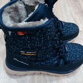 Зимние ботинки - дутики Sayota. Стелька 23; 23,5см