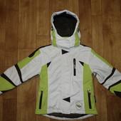 р.128 Лыжная термо курточка Shamp