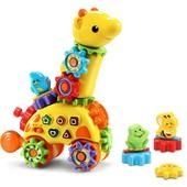 Vtech жираф с шестеренками