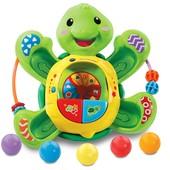 Vtech Черепаха музыкальная  с шариками.
