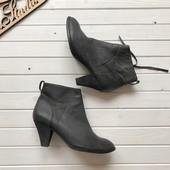 Ботинки кожа Jeffrey Cambell рр 41