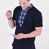 вишиванки ,  вишиті футболки для чоловіків від S до XXXL