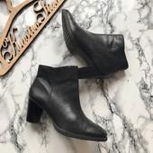 Идеальные кожаные ботинки Arezzo рр 37