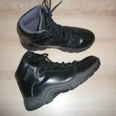 Зимние ботинки Campri 39,5 р 6 р 25,5 см Кампри кожа