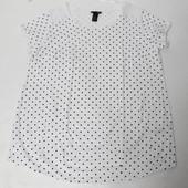 H&M. Нежнейшая блуза футболка для беременных. XL размер.