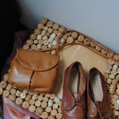 Туфли, ботинки на танкетке бренда bershka