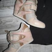 Ботинки сникерсы Graceland  р.38 стелька 24,5 см