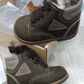 Ботинки термо Chicco зима Новые