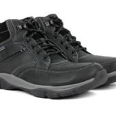 Ботинки мужские размер 45 от Clarks Gore-Tex оригинал теплые