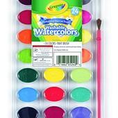 Краски Crayola 24 шт Крайола