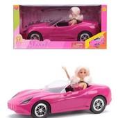 Качественная машина для Барби, Кукла с машиной, Кукла Defa в машинке