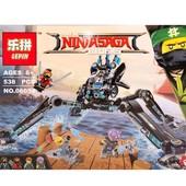 Конструктор Lepin 06054 Ninjago Movie Водяной Робот