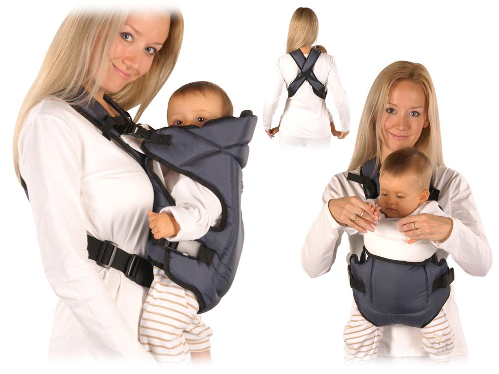 Кенгуру рюкзак- переноска для детей butterfyl 14 standart womar (оригинал) польша фото №1