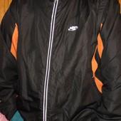 Спортивная функциональная  курточка мастерка Shamp (Шамп).хл -л.
