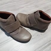 Ботинки Hotter UK5  24.5 cм. Кожа