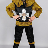 Детские карнавальные костюмы Рыцаря, возраст 4- 7 лет