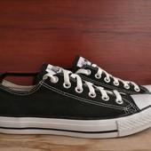 -Converse All Star Black -Original -made in Indonesia -размер 38 / 24.5 см -состояние отличное (обув
