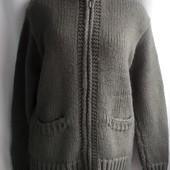 Теплая мужская кофта Next, размер Л