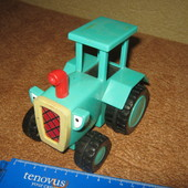 трактор строителя Боба